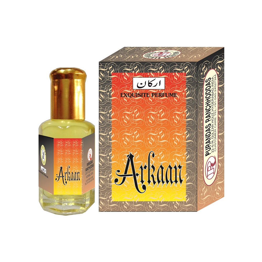 PRS Arkaan Attar 12ml (Pack of 2)