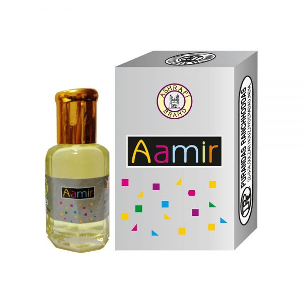 PRS Aamir Attar 12ml (Pack of 2) 1
