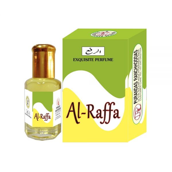 PRS Al-Raffa Attar 12ml (Pack of 2) 1