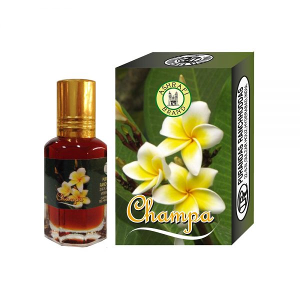 PRS Champa Attar 12ml (Pack of 2) 1