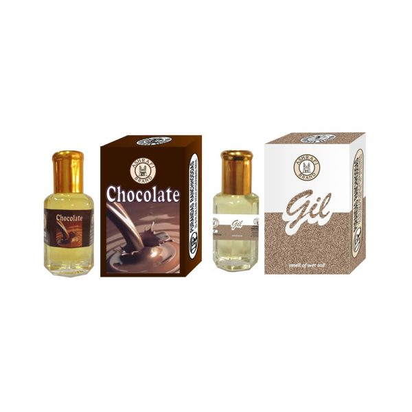 PRS Gil & Chocolate Attar (12ml Each) 1