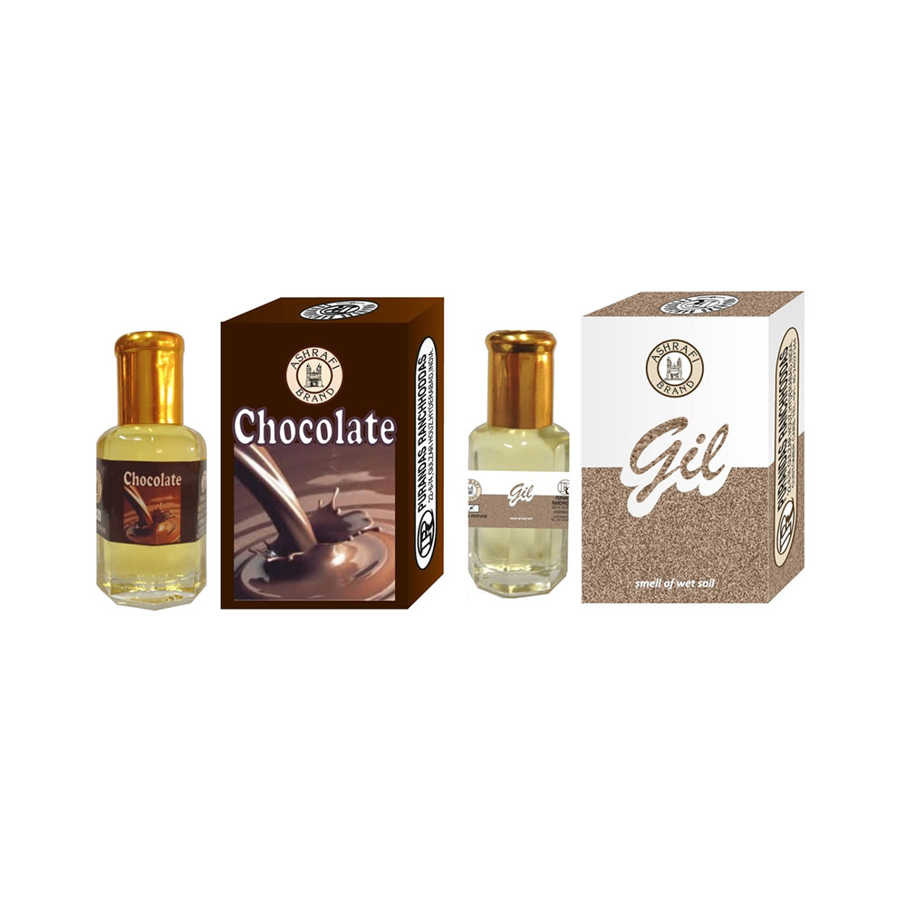PRS Gil & Chocolate Attar (12ml Each)