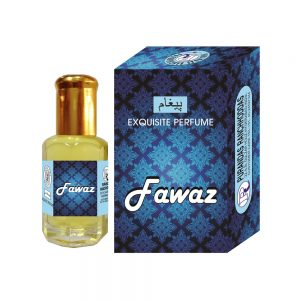 PRS Fawaz Attar 12ml (Pack of 2)