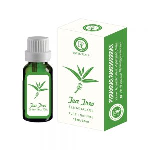 PRS Tea Tree Essential Oil 15ml