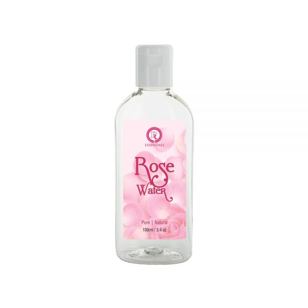 PRS Rose Water 100ml (Pack of 5) 1