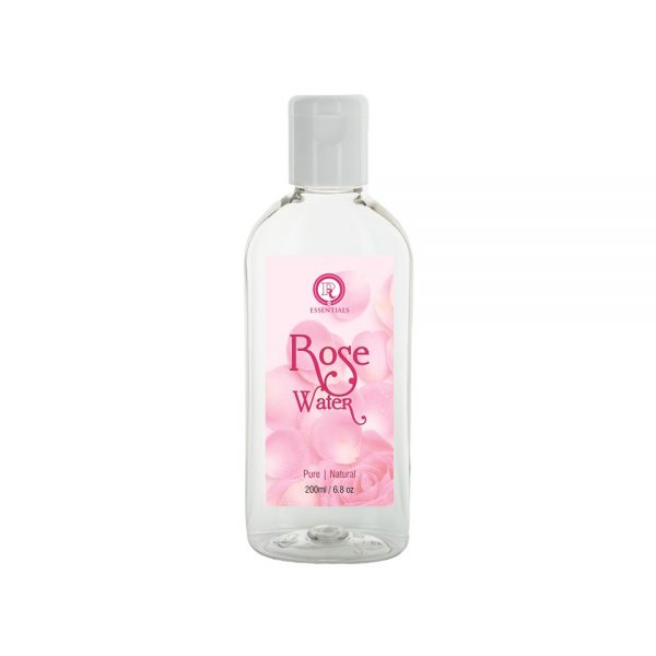 PRS Rose Water 200ml (Pack of 3) 1