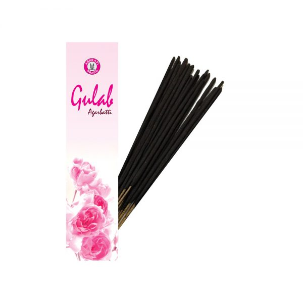 PRS Gulab Incense Stick 75gms (Pack of 5) 1