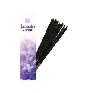 PRS Lavender Incense Stick 20gms (Pack of 10)