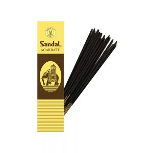 PRS Sandal Incense Stick 20gms (Pack of 10)