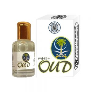 PRS White Oud Attar 12ml