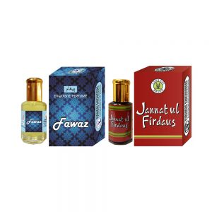 PRS Fawaz & Jannatul-Firdaus Attar (12ml Each)