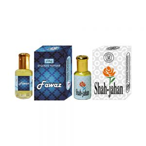 PRS Fawaz & Shah-Jahan Attar (12ml Each)