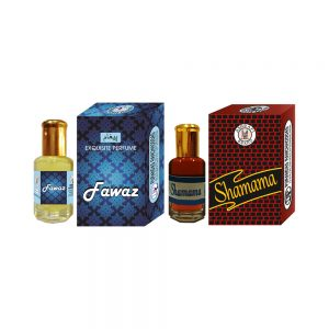 PRS Fawaz & Shamama Attar (12ml Each)