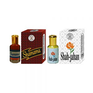 PRS Shamama & Shah-Jahan Attar (12ml Each)